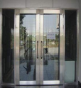 fire rated glass door